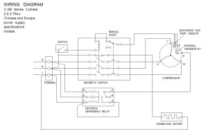 Copeland Compressor Wiring Diagram Download | Wiring