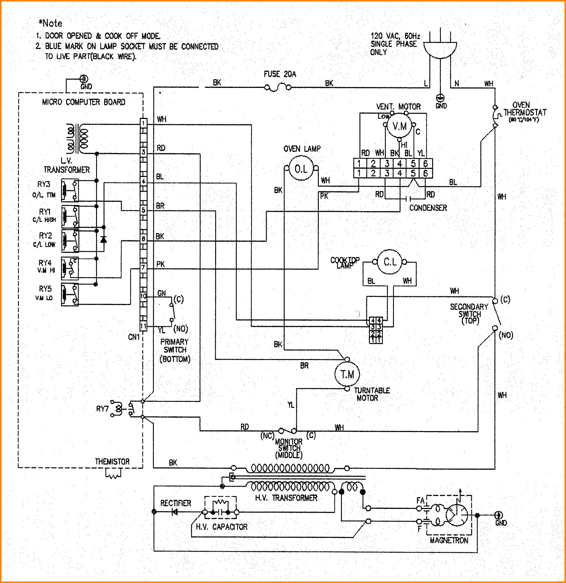 Nest Wireless Thermostat Wiring Diagram