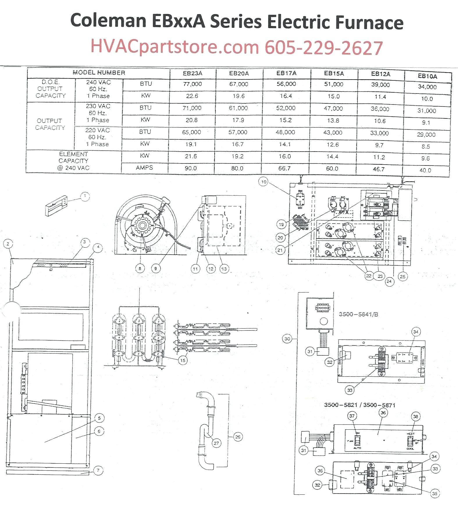 Wiring Diagram For Furnace Blower Motor
