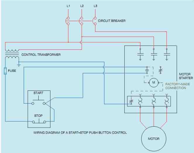 Iec Motor Starter Schematic | Motorsite.co