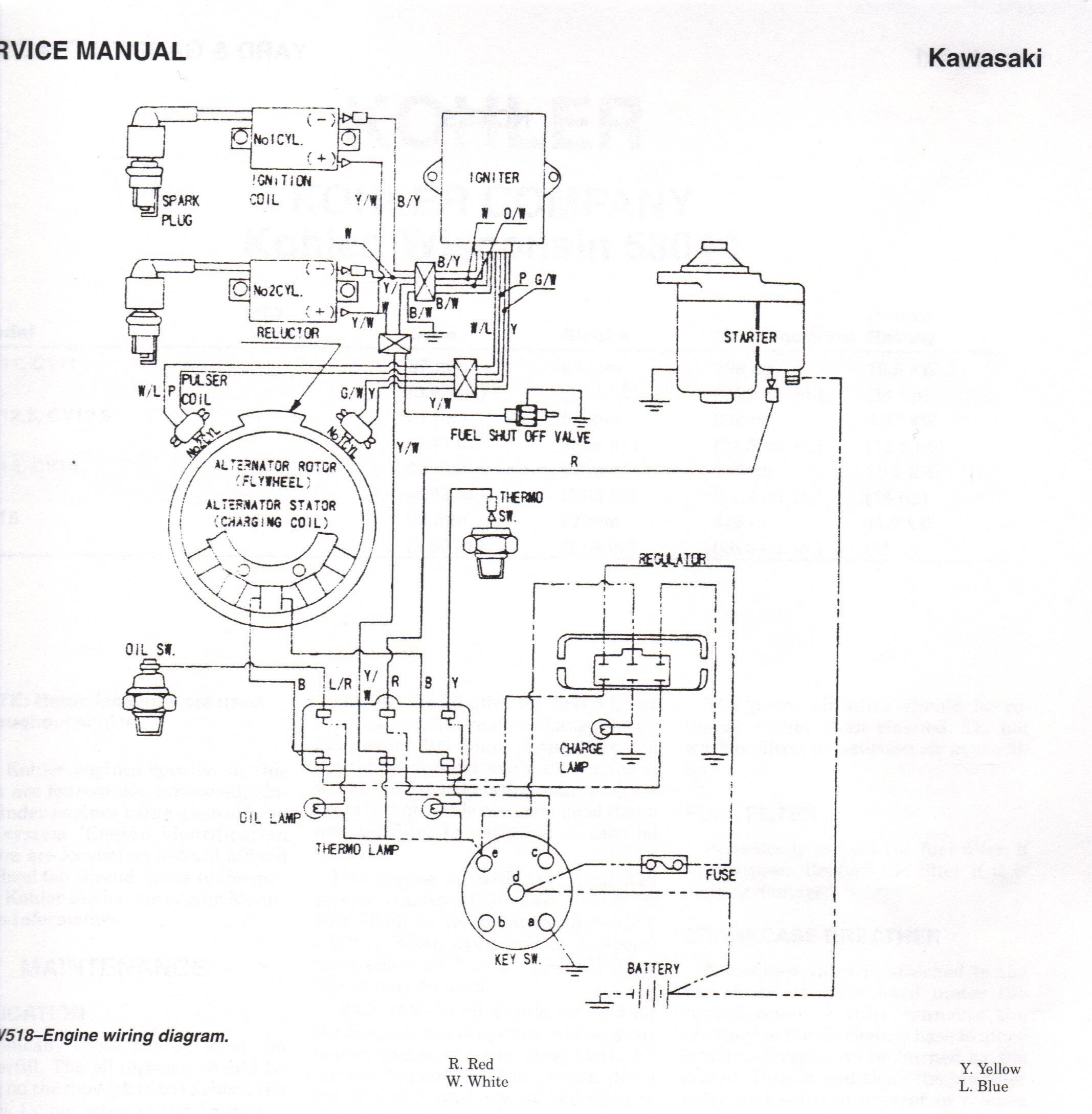 Oliver 77 Wiring Diagram