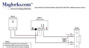 Lockics Maglock Wiring Diagram Collection   Wiring Diagram Sample