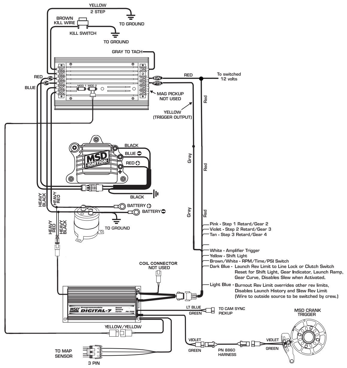 Hot 3 Way Wiring Diagram