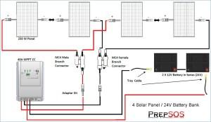 Solar Panel Wiring Diagram Pdf Collection   Wiring Diagram