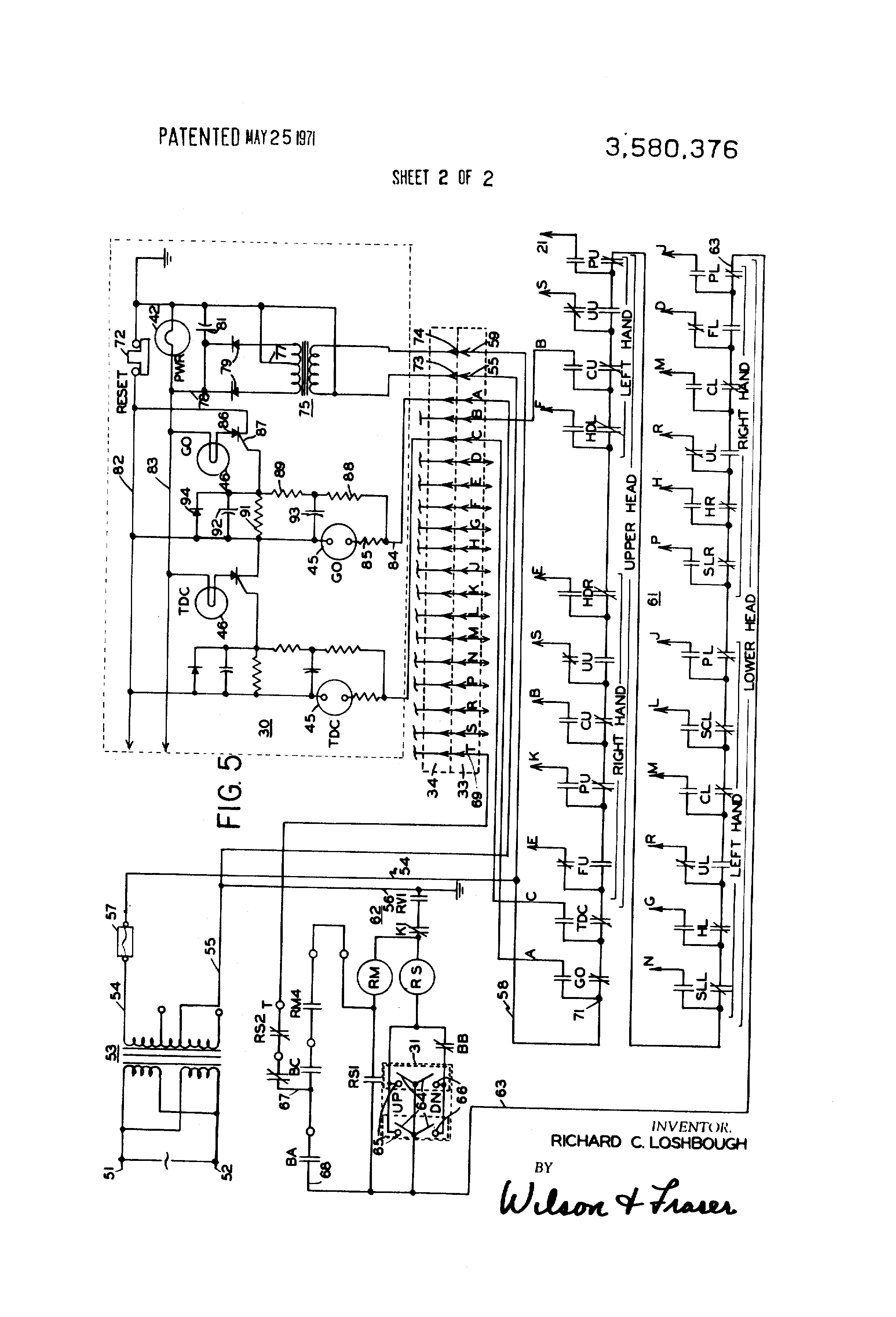 Ultima Wiring Harnes Diagram