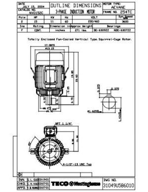 Teco Westinghouse Motor Co  impremedia