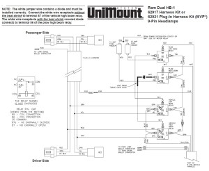 The Boss Snow Plow Wiring Diagram Gallery   Wiring Diagram