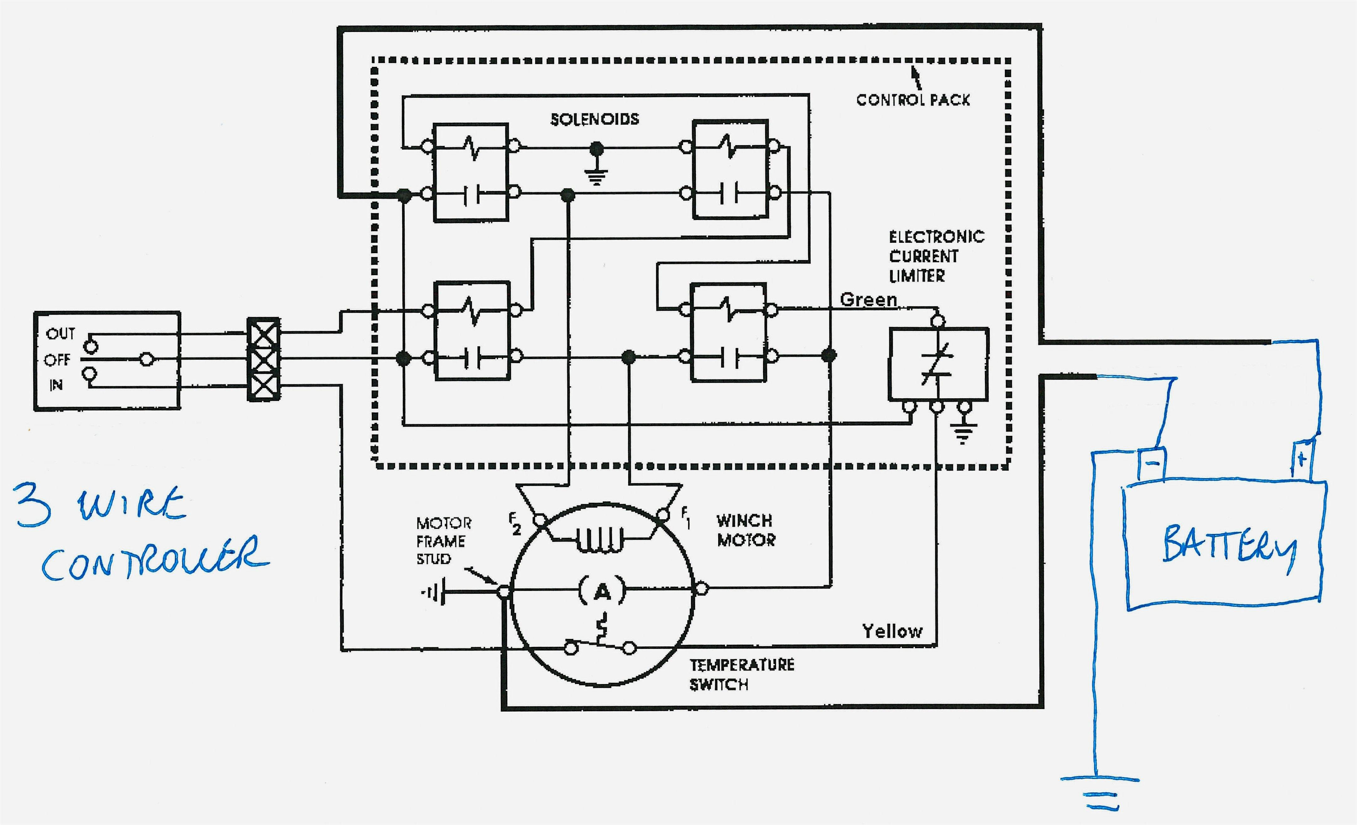 Xd Warn Winch Wiring Diagram Download
