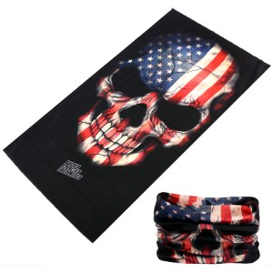 Buffs - USA Skull