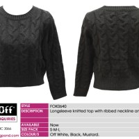 FOK0640-BLACK