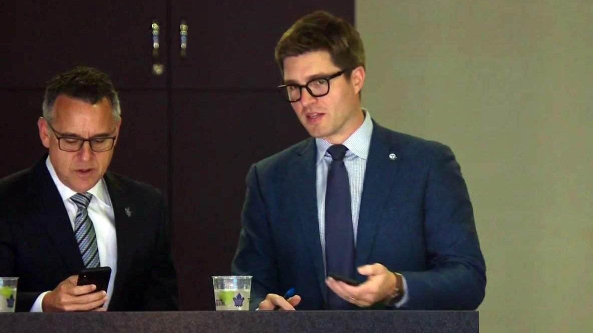 Why a Gudbranson for Nylander deal makes sense for both sides