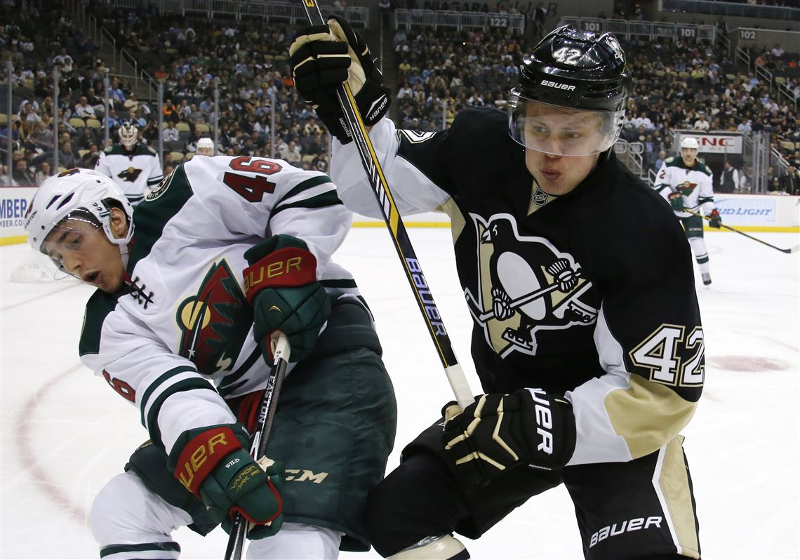 Leafs move Kasperi Kapanen, replenish organizational depth in deal with Penguins