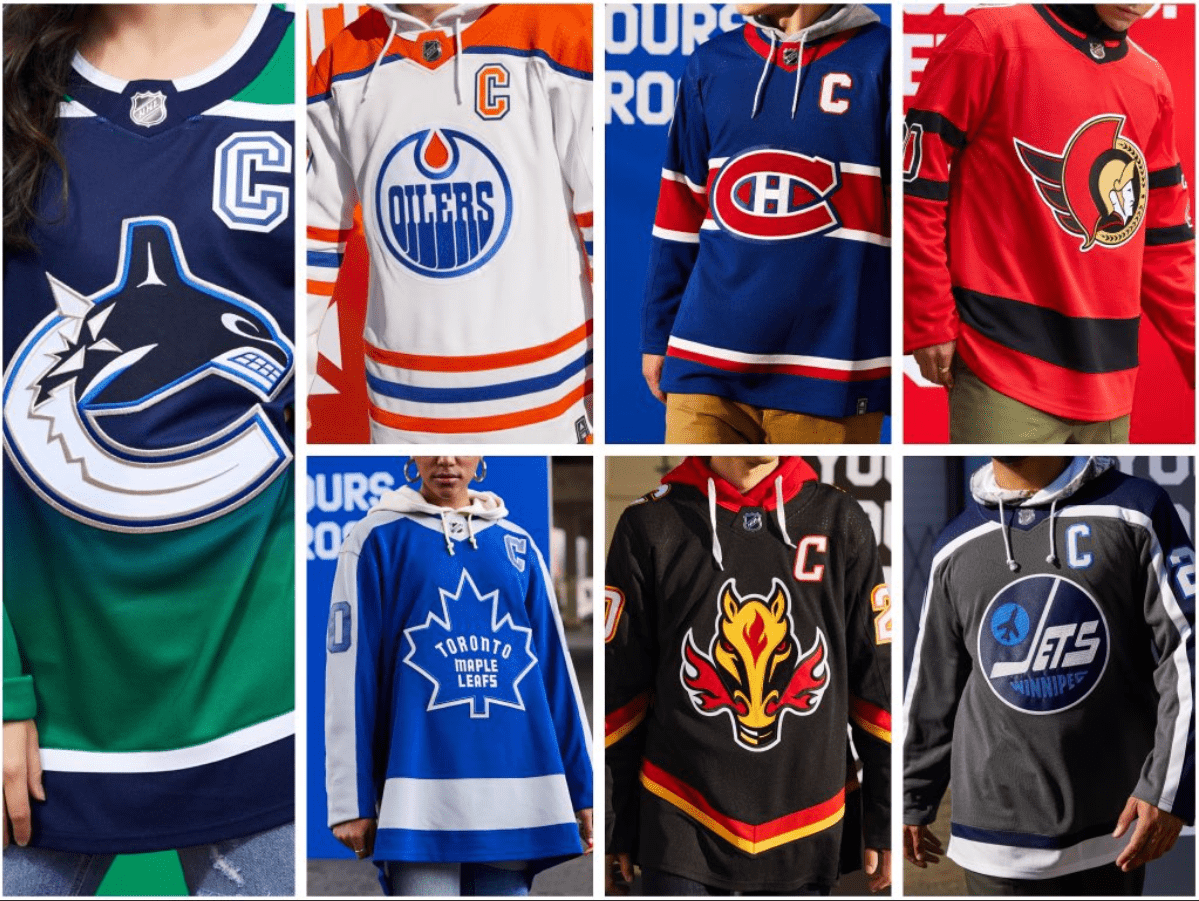 The definitive ranking of all 31 NHL Reverse Retro jerseys