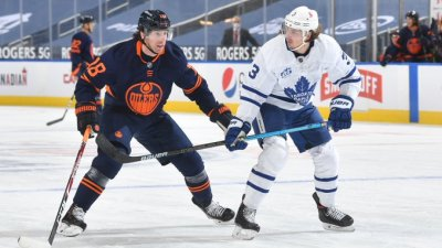 Postgame: Leafs eke out 4-3 win over Oilers powerplay
