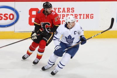Postgame: Leafs kick off western road trip with win over Flames