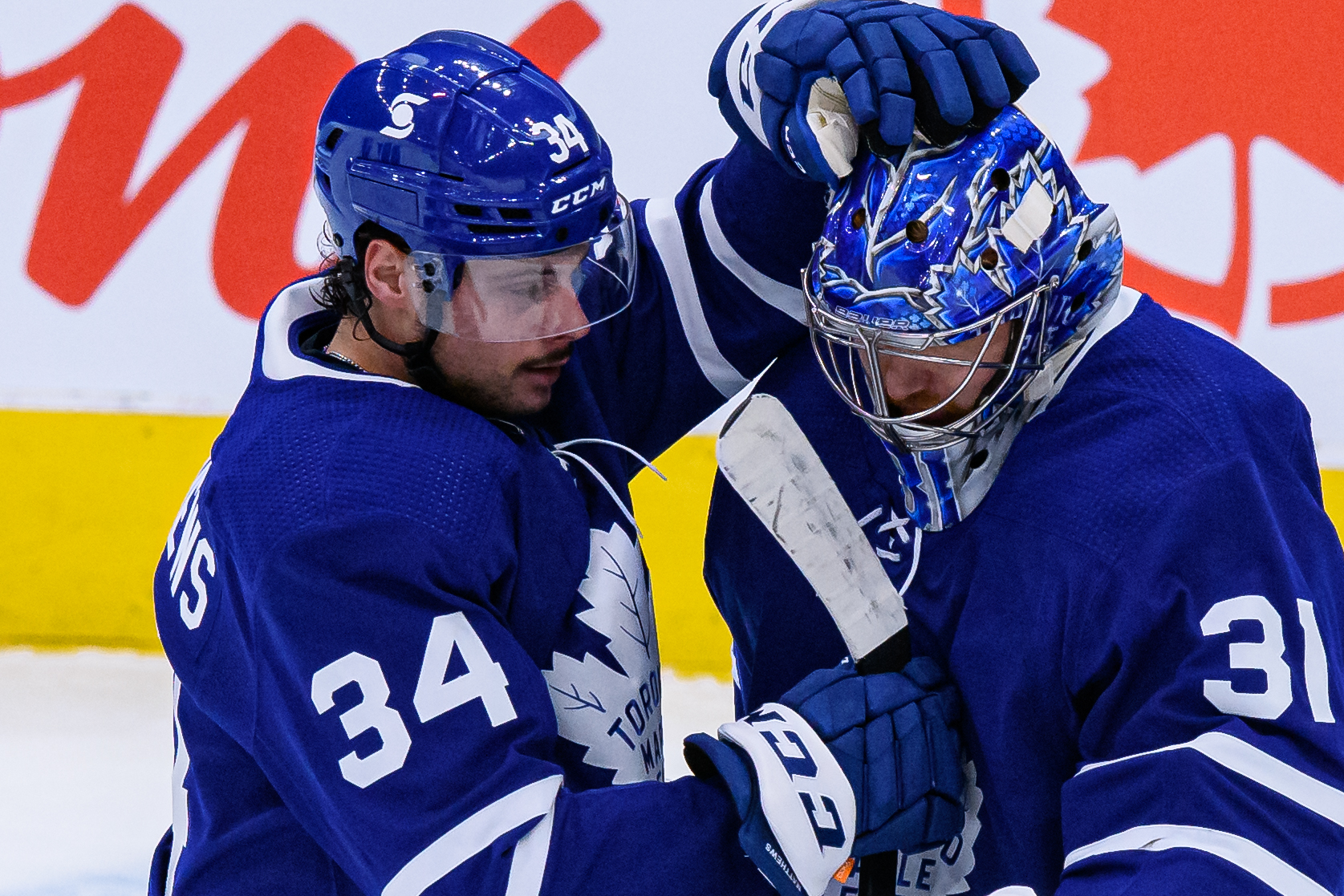 Postgame: Leafs Show Up For 15 Seconds, win 3-1