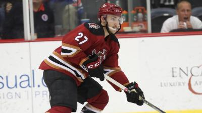 Leafs sign Michael Bunting to two-year contract, add Amadio