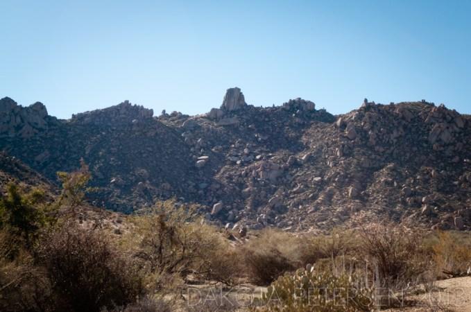 Treacherous Hills