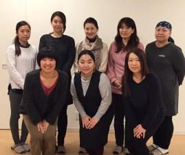 H28.3.3 マタニティペイント・スキルアップセミナー 大阪会場