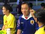 フェイスペインティング・サポーター_キリンチャレンジカップ2019の画像