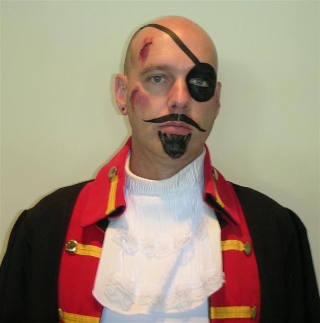 Buccaneer-face-makeup
