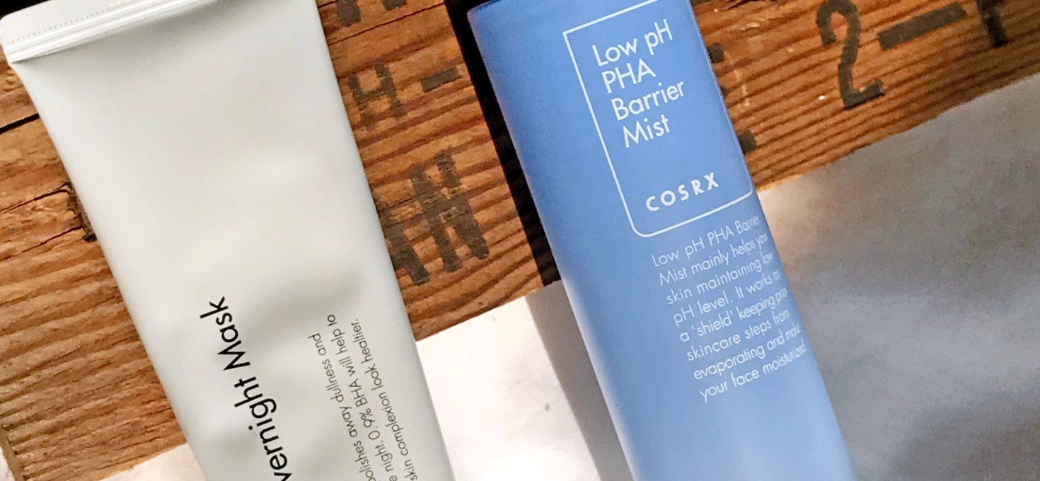 [REVIEW] COSRX Low pH Overnight Mask