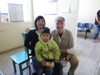 Screening at Belen Hospital
