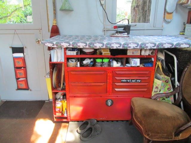 Ginger Abernethy's Studio