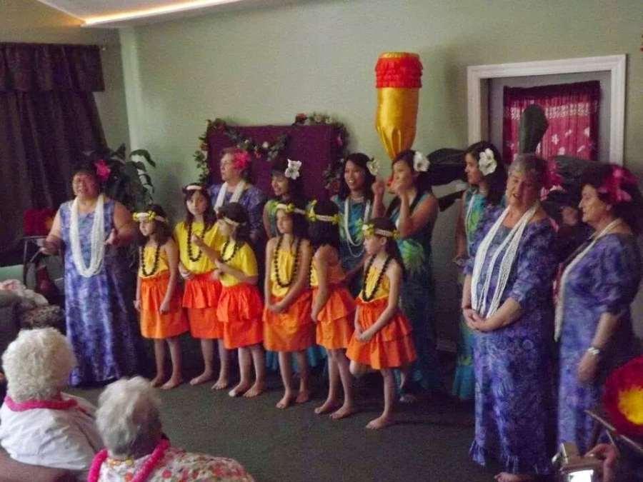 Juanita's Hula Dance Class