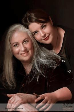 Deborah Ivanoff and Daughter