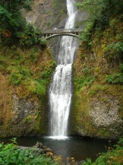 Multnomah Falls Lower