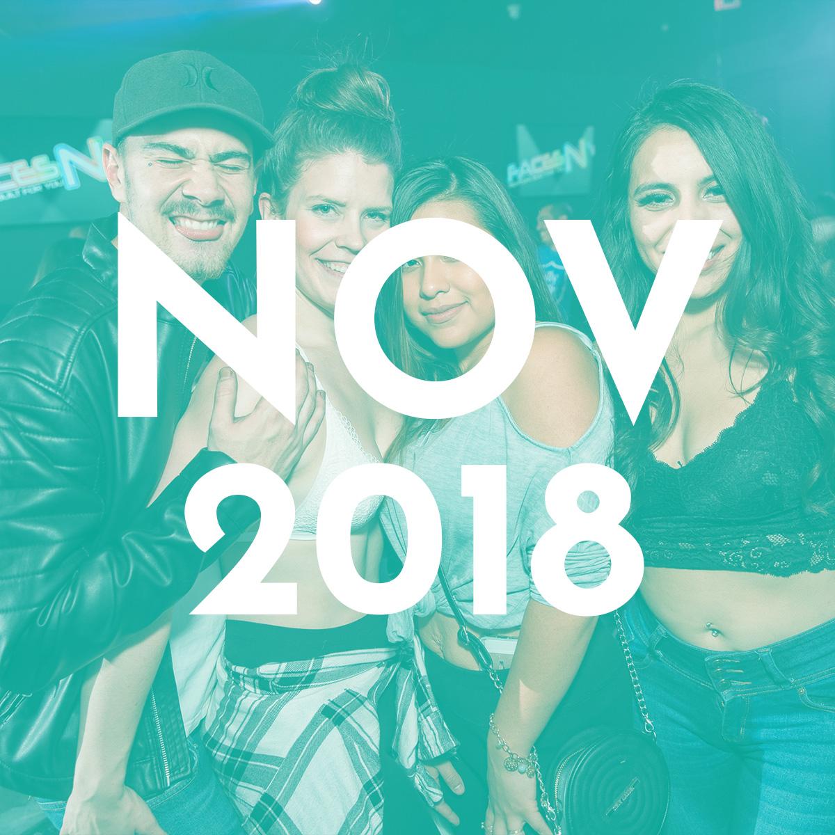 FACES GALLERY - November 2018