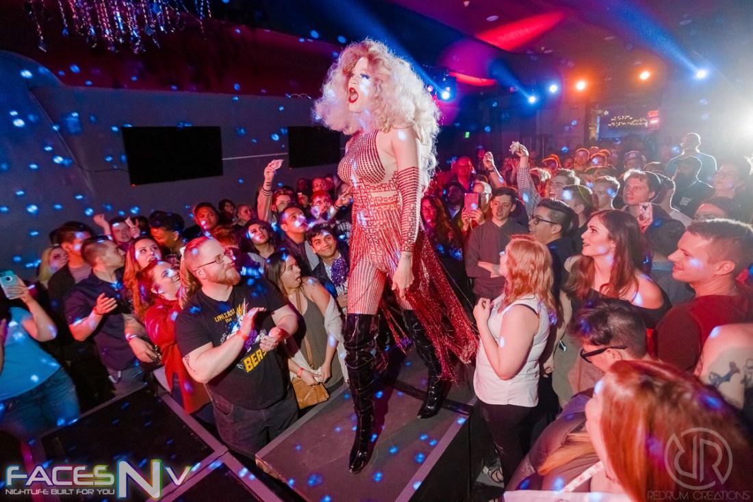 FacesNV Reno Nevada Nightclub March 2018
