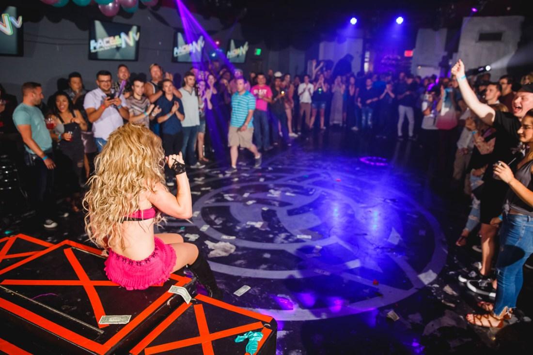Reno Nevada Nightclub FACESNV - Madonna vs Britney 2nd Round_0378 - July 2018
