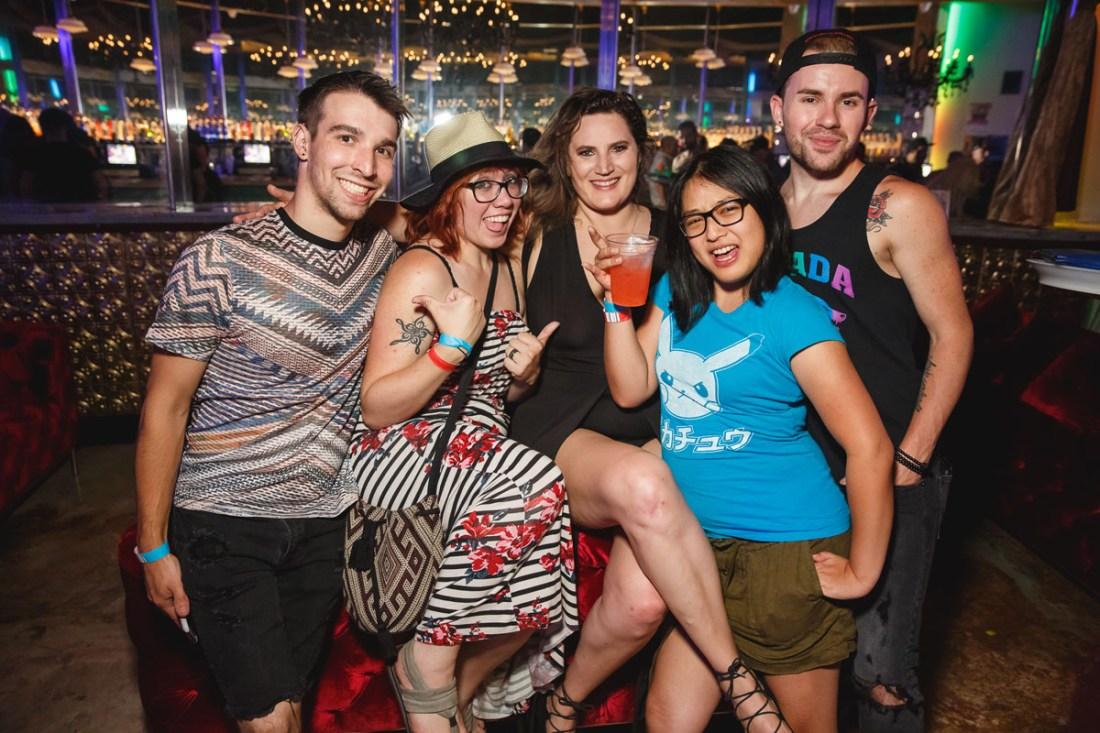 Reno Nevada Nightclub FACESNV - Madonna vs Britney 2nd Round_0722 - July 2018