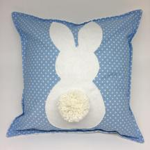 Another bunny cushion