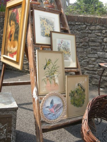 vintage+stall