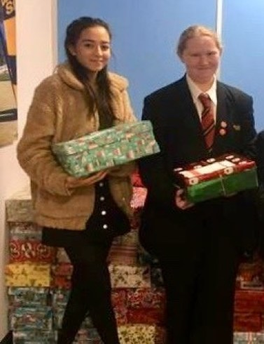 Christmas Boxes for Blythwood