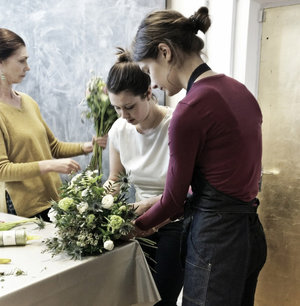 Hand tied Flower arrangements