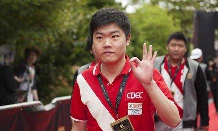 Sun Zheng 'Agressif' – The International 5 (2015)