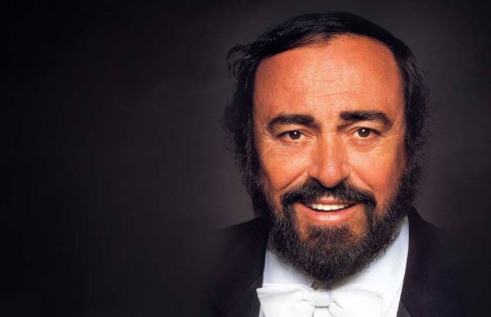 Homage to Luciano Pavarotti