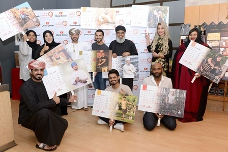 Khimji Ramdas' Eshraqa launches its 2018 calendar