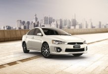 Mitsubishi Lancer EX Now From RO4,495