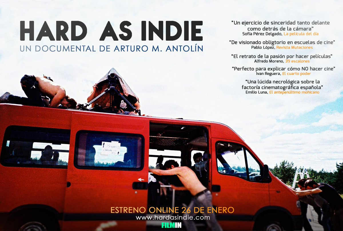 Resultado de imagen de hard as indie documental