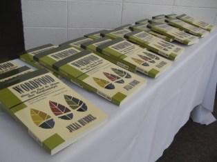 05 Books by Moderator Julia Hubbel