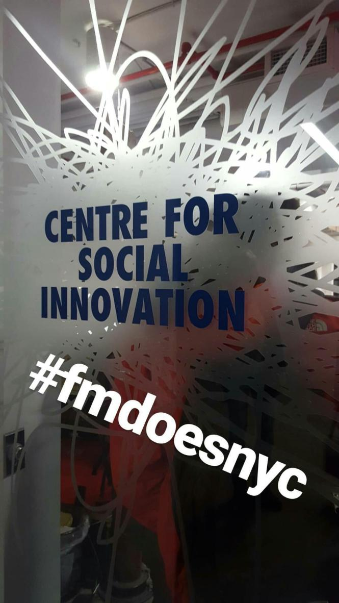 centre for social innovation, faceted media, public relations, marketing