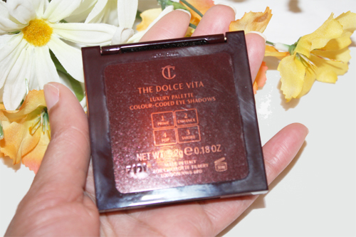 Charlotte Tilbury The Dolce Vita Eyeshadow Quad