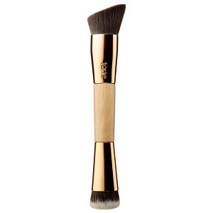Tarte The Slenderizer Bamboo Contour Brush-Contouring 101 Face Palette