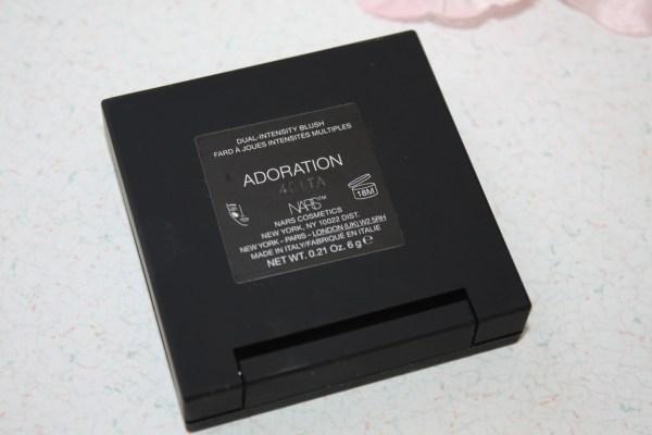 NARS Adoration Dual-Intensity Blush008