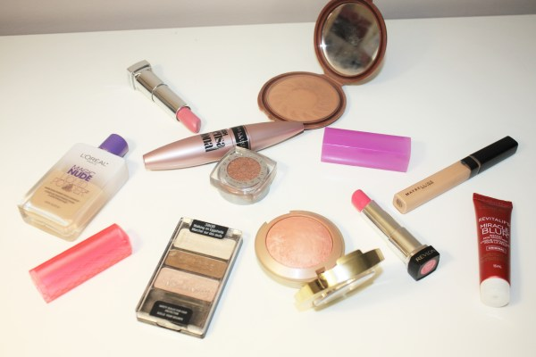 Drugstore-Makeup-Starter- Kit-makeup-guide-newbies-how-to-makeup101